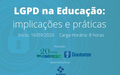 LGPD na Educação: implicações e práticas